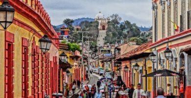 Guia turistica Chiapas-San Cristóbal de las Casas