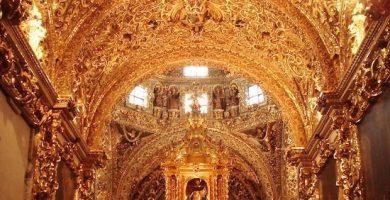 capilla santa rosario