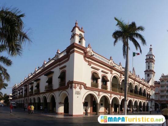 centro historico veracruz