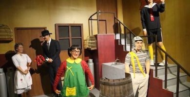 museo de cera cancun