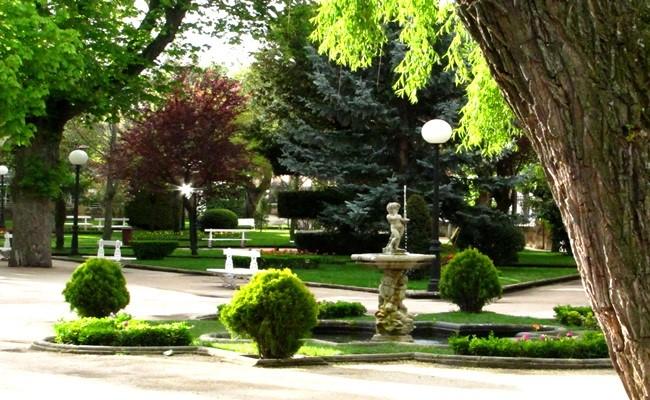 centro turistico de Soria