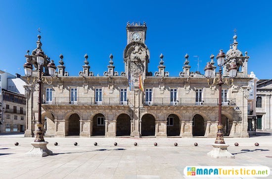 Ayuntamiento Lugo España