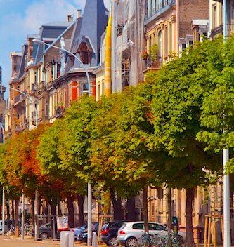 Barrio Europeo