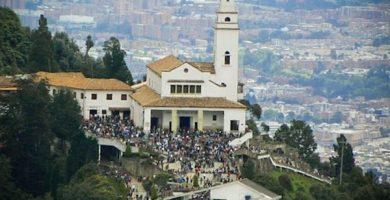 Monserrate Bogota