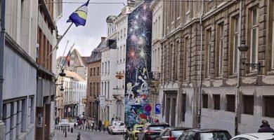La Ruta del Comic Bruselas