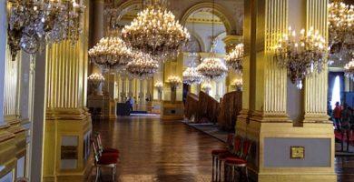 Palacio y Parque real Bruselas
