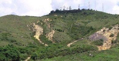 Cerro Las Tres Cruces