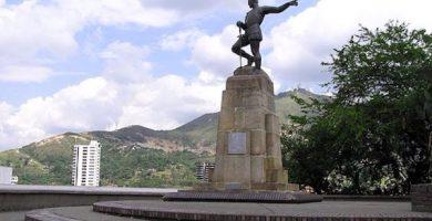 Monumento Sebastián de Belalcazar