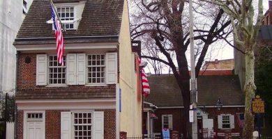 Casa de Betsy Ross