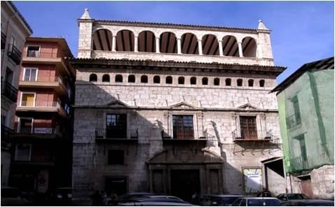 centro historico de teruel