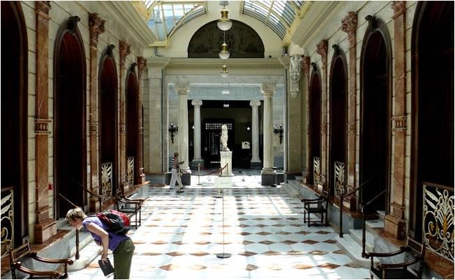 centro turistico de Murcia,que ver