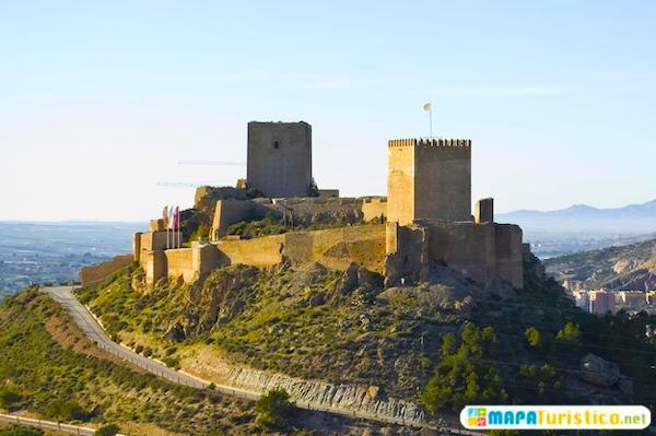 Castillos de Lorca