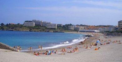 Playa Catro urdiales