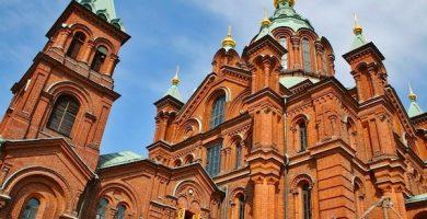 Catedral Ortodoxa de Uspenski