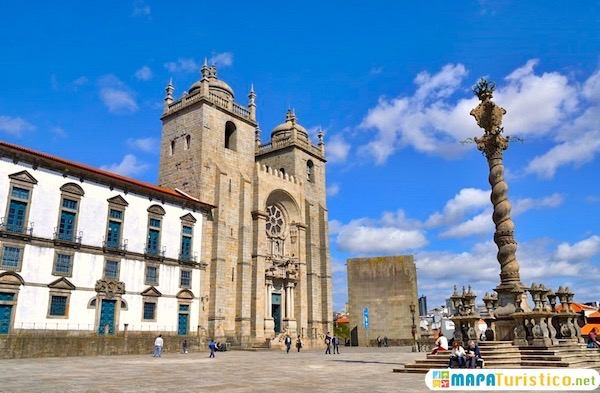 Catedral de La Sé Oporto