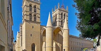 Catedral de San Pedro Montpellier