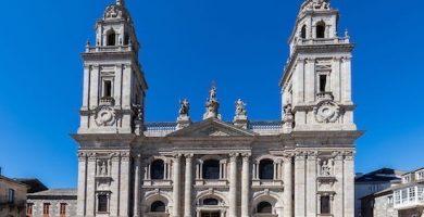 Catedral de Santa María Lugo