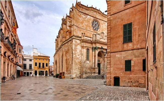 centro turistico de Menorca