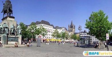 Heumarkt Colonia