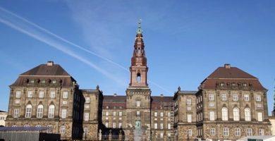 El palacio de Amalienborg
