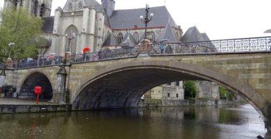 Sint Michielsbrug Gante
