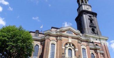 Iglesia de San Miguel hamburgo