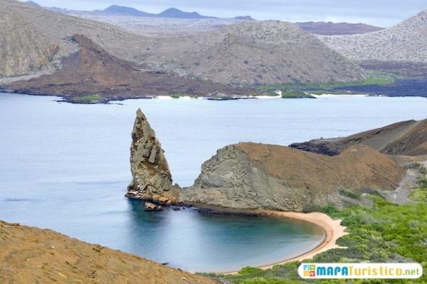 Mapa Turístico Galápagos En 2020