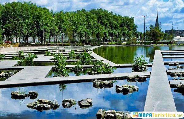 Jardín Botánico de Burdeos