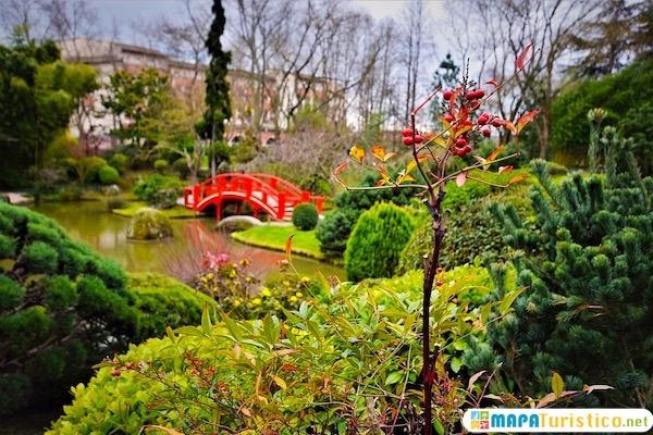 Jardín- aponés de Toulouse