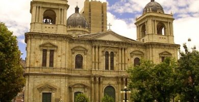 Catedral Metropolitana Nuestra Señora de La Paz