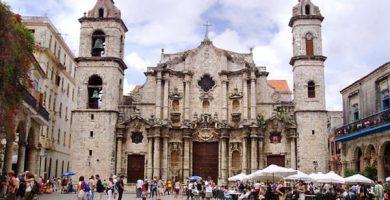 Catedral San Cristóbal de La Habana