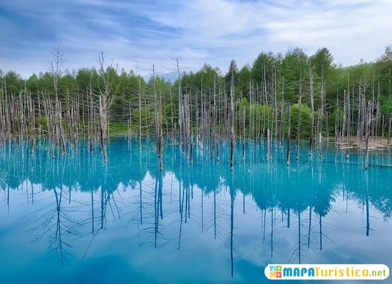 Laguna Azul Hokkaido