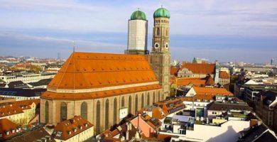 La Frauenkirche de Múnich