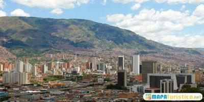 Mapa Turístico de Medellín