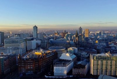 Mapa Turistico Manchester