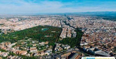 Mapa turístico Comunidad de Madrid