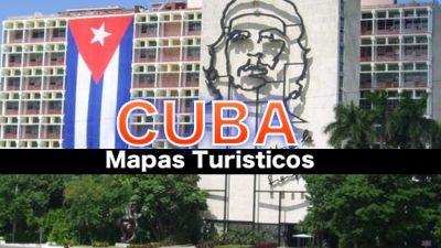 Mapas turisticos de Cuba