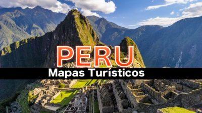 Mapas turisticos de Peru
