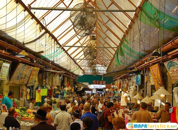 Mercado Mahane Yehuda