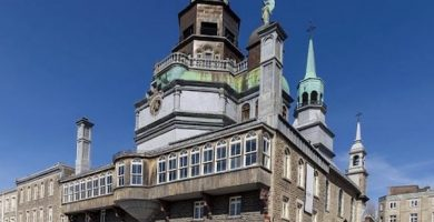 Iglesias de Montreal