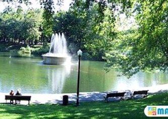 Parque La Fontaine Montreal