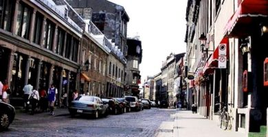 Vieux Montreal MONTREAL