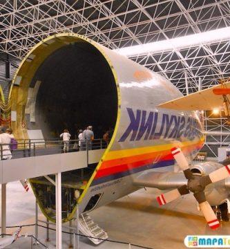 Museo Aeronáutico Aeroscopia
