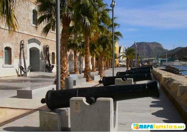 Museo Naval cartagena