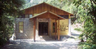 Museo de Sitio Manuel Chávez Ballón