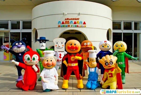 Museo de los niños Anpanman