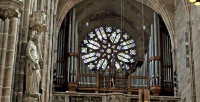 Recorrido de Iglesias en Nuremberg