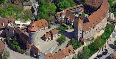 Kaiserburg, el castillo imperial nuremberg