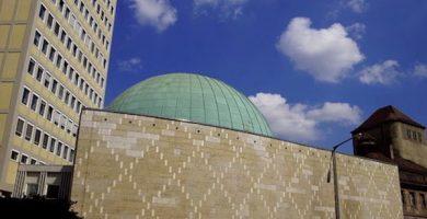 El planetario Nuremberg