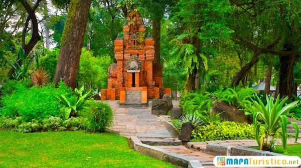Parque Tao Dan